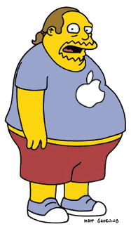 Apple user
