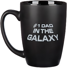#1 DAD in the Galaxy